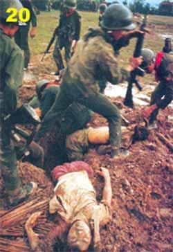 Las secuelas psicológicas de la guerra pueden producir traumas irreversibles.