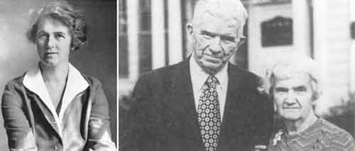 """Las actuaciones de la controvertida medium estadounidense """"Mina"""" Crandon y los estudios con John F. Thomas influyeron en el curso de los experimentos de percepción extrasensorial llevados a cabo por Joseph Banks Rhine (1895-1980) y su esposa Louisa."""