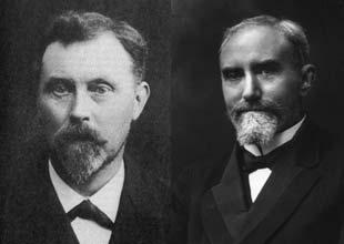 Einar Kvaran y Harald Nielsson fueron testigos de la incorporación de Mr. Jensen durante la sesiones de Indridason en 1905.