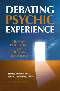 Tapa de Debating Psychic Experience.