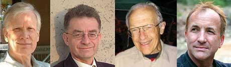 Radin responde argumentos anti-psi de los críticos escépticos James Alcock, Christopher French, Ray Hyman, y Michael Shermer (de izq. a der.). En su opinión, las criticas más controvertidas son las de Hyman y Alcock, que repiten los mismos argumentos que al inicio de este debate, en los años setenta. El argumento quizá más bizarro es el de Shermer, quien demuestra cuán fácil es engañar a las personas simulando fenómenos psíquicos mediante trucos de ilusionismo. Sin embargo, el argumento más tolerable es el de French, quien señala que la mayoría de sus estudiantes de doctorado dicen haber fracasado en encontrar evidencia de psi en sus experimentos.