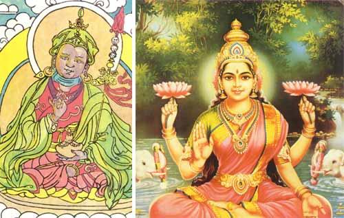 En la antigüedad, se creía que santos, místicos e iluminados -en todas las religiones de oriente y occidente- poseían un aura que rodeaba su cuerpo o su cabeza.