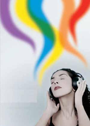 """Sinestesia es una experiencia perceptual involuntaria en la que una persona experimenta sensaciones en una modalidad sensorial cuando se estimula otra modalidad sensorial diferente, por ejemplo, """"ver"""" la musica, """"oir"""" olores, etc."""