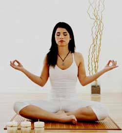 Una participante que practicaba Meditación Trascendental obtuvo resultados muy significativos, pero en la dirección inversa. Dean Radin trataba de evitar a aquellos participantes con experiencia en meditación porque creía que sus respuestas fisiológicas eran más débiles.