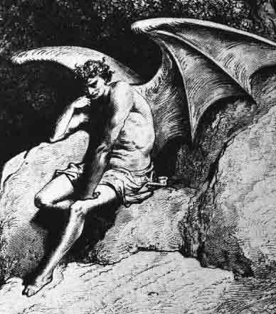 Lucifer representa lo impensable, aquello que no se dice en el lenguaje, lo que no posee estructura, y impronunciable: la muerte del hijo primigenio. Es cierto, por otro lado, que los estudiosos se han concentrado en la importancia que el primer hijo var�n ten�a para la tradici�n jud�a en el �xodo