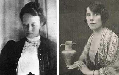 Verrall en 1906 estudió las relaciones entre el contenido de sus escrituras automáticas y sus sueños. Feda, el espíritu-control de la médium Gladys Osborne Leonard, afirmó poder de percibir los sueños de la Sra. de Leonard durante su sueño normal.