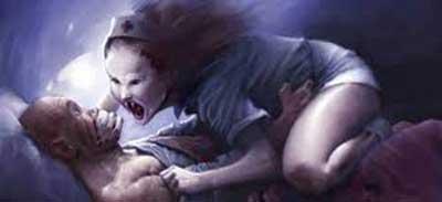 El período corto de sueño puede inducir a experimentar alucinaciones diurnas, lo cual podría implicar el rol del sueño en la etiología de ciertas experiencias alucinatorias diurnas. Se han construido muchas leyendas basadas en experiencias de etiología nocturna, como visitas de seres sobrenaturales, demonios o espíritus de los muertos.