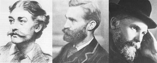 Los investigadores británicos Edmund Gurney, Frank Podmore, y Frederic W.H. Myers caracterizaron en 1886 las experiencias que hoy son clasificadas como alucinaciones telepáticas para estudiar el problema de la supervivencia, ya que el agente involucrado era en muchos casos el de una persona fallecida.
