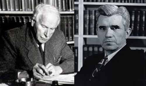 La correspondencia entre J.B. Rhine (1895-1980) y Carl G. Jung (1875-1961) continuó durante décadas, incluso durante el período entre-guerras. Intercambiaron sus más recientes libros, se preguntaban recíprocamente por la salud, y con frecuencia expresaban su aprecio y admiración por las ideas o logros uno del otro.