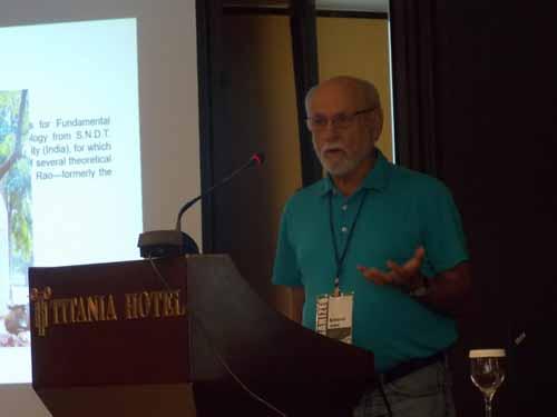 Edwin C. May del Laboratories for Fundamental Research de Palo Alto, California.