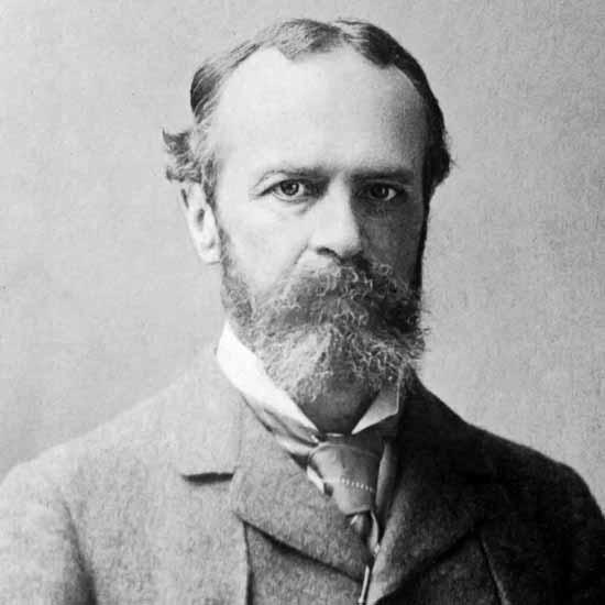 William James (1842-1911), filósofo estadounidense en la Universidad de Harvard, donde fue profesor de psicología, fue fundador de la Psicología Funcional. James jamas usó la disociación para explicar la mediumnidad y reducirla a la sugestión y al funcionamiento de una consciencia secundaria.