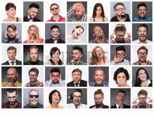 En las lecturas psíquicas con fotografías, el rostro es una fuente importante de identificación y transmite información social significativa.