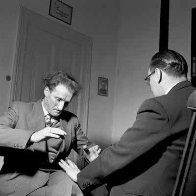 Gerard Croiset, además de psquico, practicaba sanación mental.