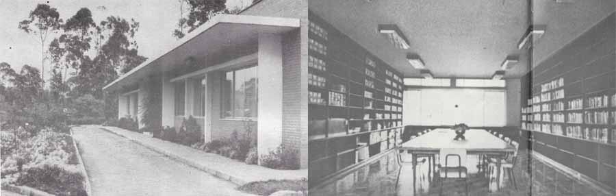En las Facultades Anchieta, se instaló el primer Centro Latinoamericano de Parapsicología (CLAP), en 1970. Todo fue un esfuerzo de OGQ, la biblioteca, el Museo, y los archivos se hicieron con un número de colaboradores. El CLAP tuvo representaciones en varios países de América.