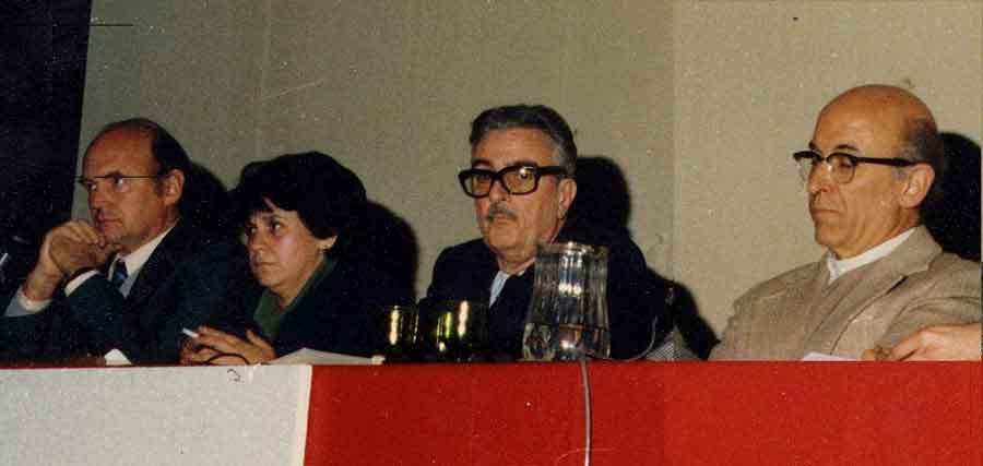 OGQ tenía excelentes relaciones con los jesuitas argentinos Ismael Quiles y Enrique Novillo Paulí, quien defendía la escuela norteamericana de J.B. Rhine. De hecho, Novillo llevó a cabo algunas de sus investigaciones sobre influencia mental sobre el crecimiento de semillas de centeno en el CLAP (a la derecha,, junto a J. Ricardo Musso y Mirta Granero, todos en una conferencia en Buenos Aires, en 1981).