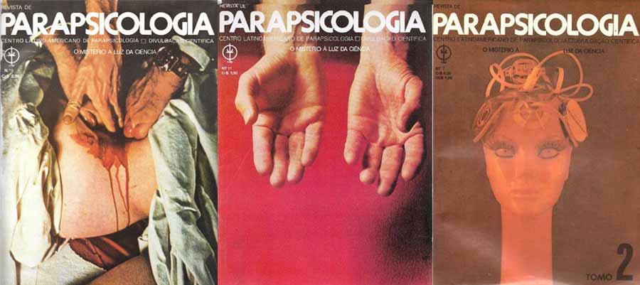 """Según Quevedo, el Espiritismo es una amenaza (""""Padre Quevedo es la vacuna! Es a través del estudio científico de los fenómenos parapsicológicos que se podrá acabar con ese mal""""). Esto motivó el lanzamiento de una revista que fue publicada por el CLAP en las décadas de 1970 y 1980."""