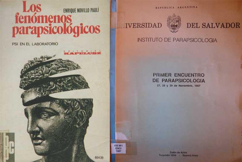 Novillo Pauli publicó sólo un libro que hizo varias reimpresiones en 1975 Los Fenómenos Parapsicológicos: Psi en Laboratorio, que fue empleado durante años como libro de texto en Argentina para la enseñanza de la parapsicología. El segundo libro fue las Actas de Trabajos presentados en el Encuentro de Parapsicologia en la Universidad del Salvador, en Buenos Aires, en 1987.