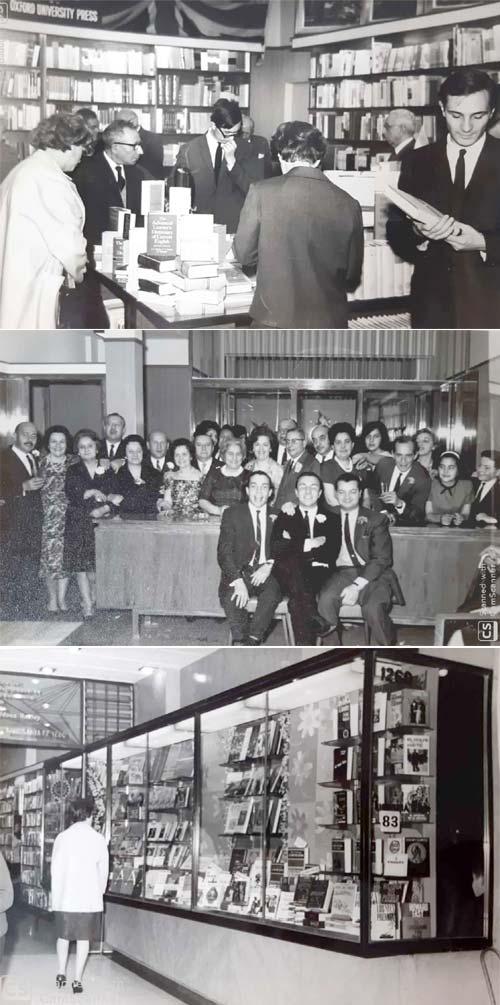 """El 21 de Septiembre de 1964, la Librería se trasladó a su actual local en Av. Santa Fe 1260, y desde allí logró un monitoreo de la """"fiebre ocultista"""" que se elevaría en las próximas décadas."""