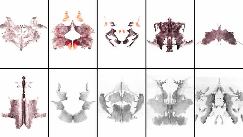 """Como un test psicológico proyectivo, el """"Audio-Rorschach"""" demuestra que las EVP pueden jugar, por factores emocionales, un papel que configuran las percepciones y la psicología de sus """"creadores"""". Además, como sistema de creencias revela la forma en que las personas construyen, autentican y comparten creencias y como los grupos sociales se reúnen en torno a estas ideas. Gleitman sostiene que algunas manchas de Rorschach se suelen interpretar como un """"fantasma"""" y un """"ángel""""; temas que se asemejan mucho al tipo emocional de muchos casos de EVP."""