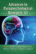 Advances in Parapsychological Research, Vol. 10