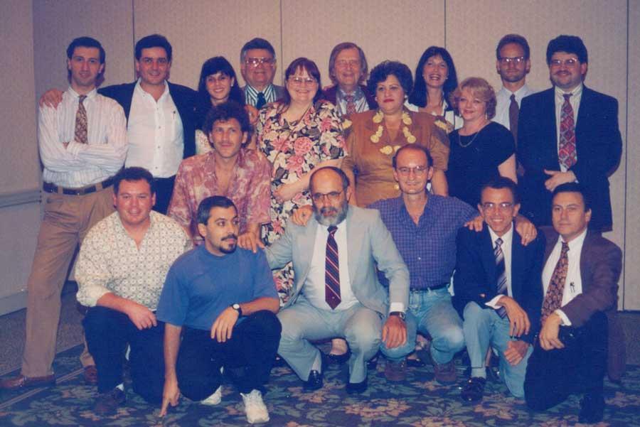 Asociación Iberoamericana de Parapsicología (AIPA) se constituyó integrado por parapsicólogos de varios países de habla hispana y habla portuguesa en la Convención Anual de la Parapsychological Association en Durham en 1995.